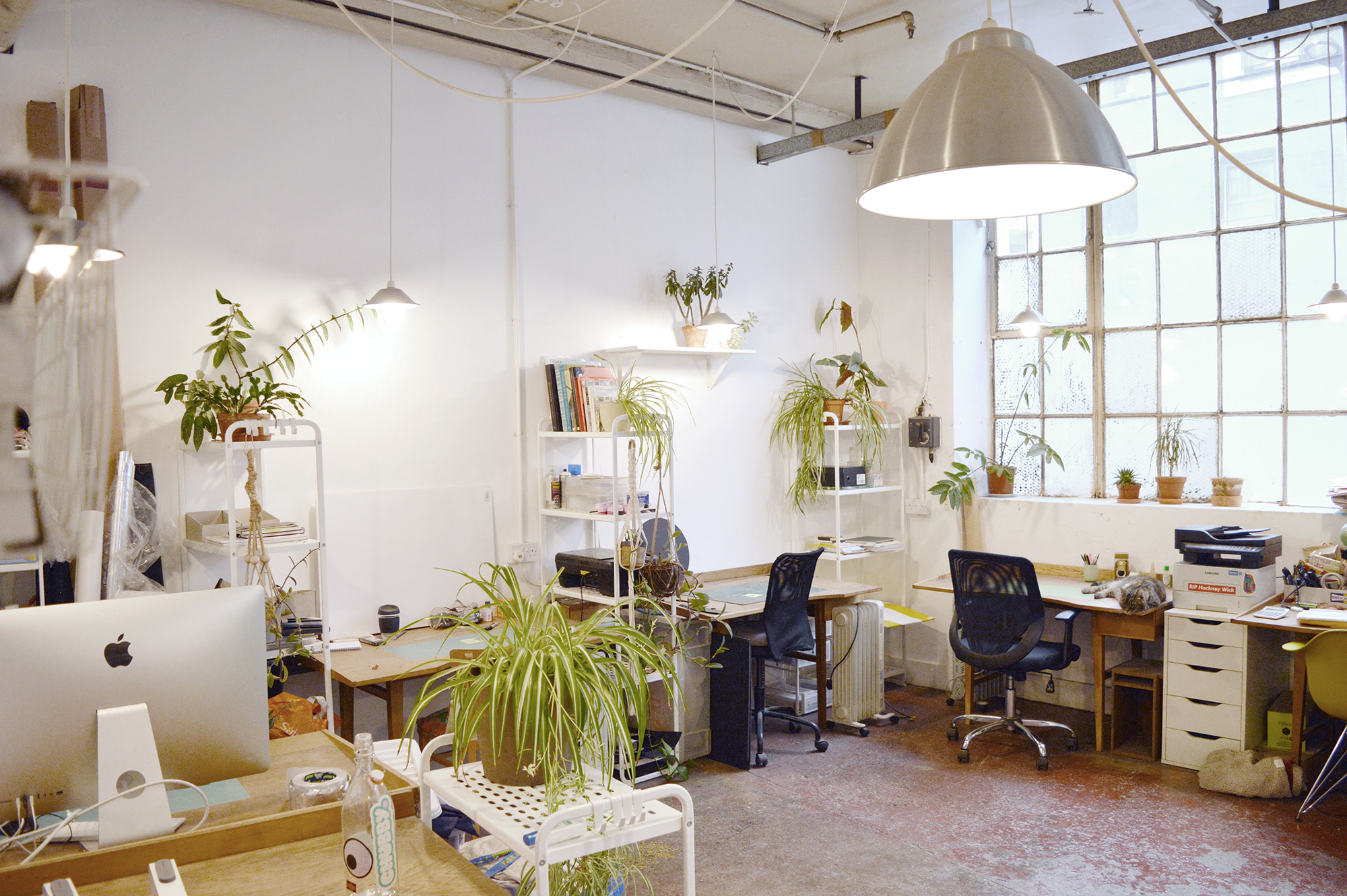Creative Desk Space Available