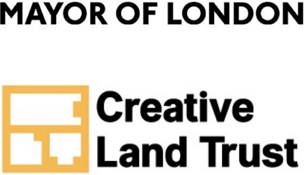 Supported by Mayor of London and Creative Land Trust
